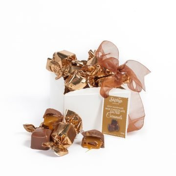 Irish Sea Salt Caramels