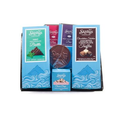 Skelligs Chocolate - Puffin Hamper
