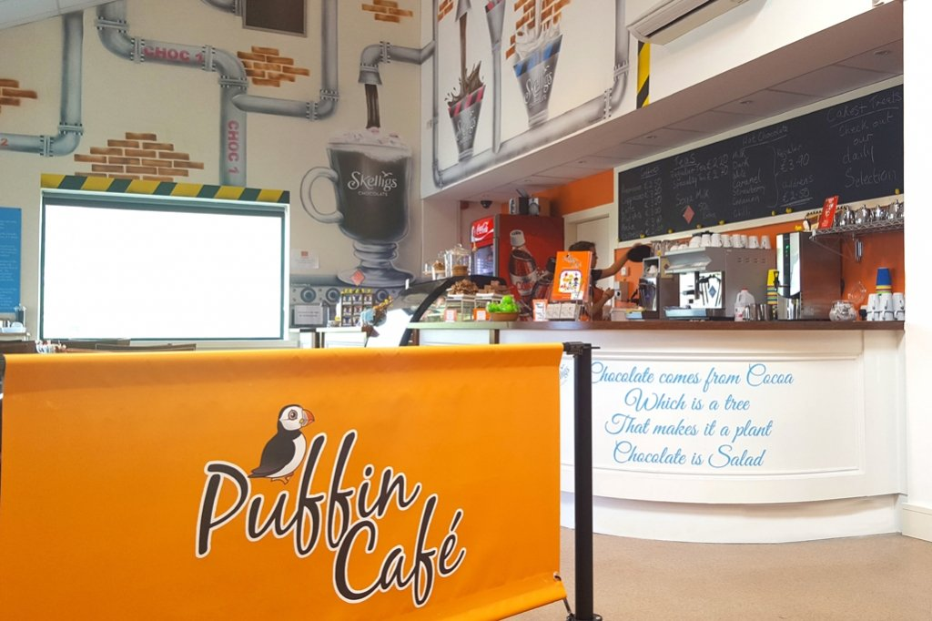 The Puffin Cafe