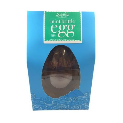 Mint Brittle Easter Egg