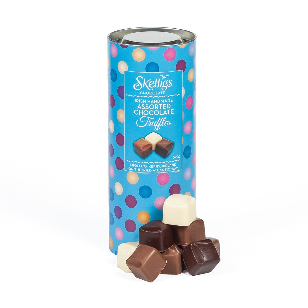 300g mixed truffle tube