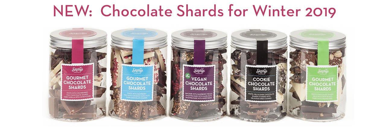 Skelligs Chocolate Shards