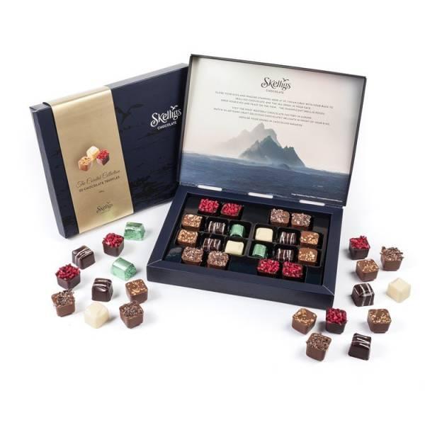 Skelligs Chocolate - 20 choc Coastal Collection