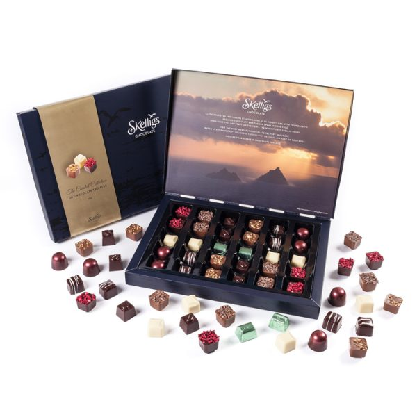 Skelligs Chocolate 30 Choc Coastal Collection